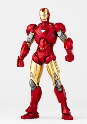 IRON MAN MARK VI